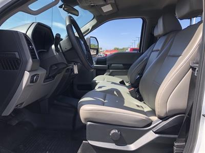 2020 Ford F-350 Crew Cab DRW 4x4, Platform Body #3710U - photo 11