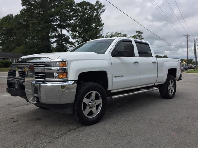 2015 Chevrolet Silverado 2500 Crew Cab 4x2, Pickup #3717U - photo 4