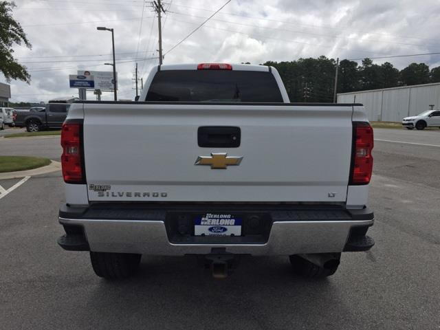 2015 Chevrolet Silverado 2500 Crew Cab 4x2, Pickup #3717U - photo 7