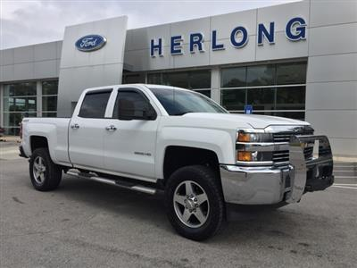 2015 Chevrolet Silverado 2500 Crew Cab 4x2, Pickup #3717U - photo 5