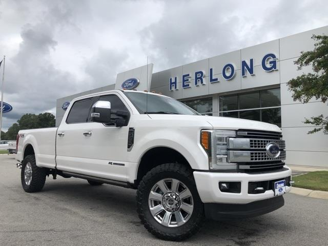 2017 Ford F-350 Crew Cab 4x4, Pickup #3722U - photo 1