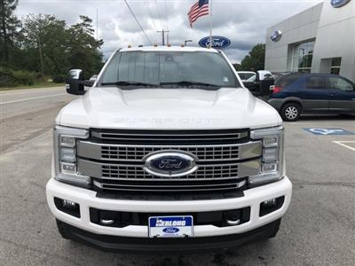2017 Ford F-350 Crew Cab 4x4, Pickup #3722U - photo 3