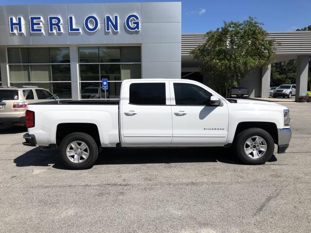 2016 Chevrolet Silverado 1500 Crew Cab 4x4, Pickup #3731U - photo 5