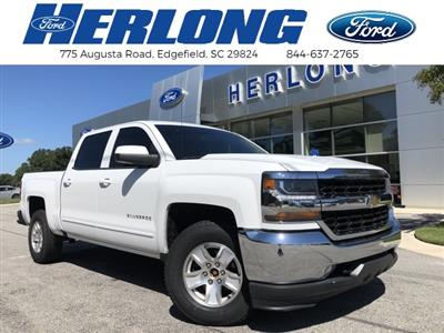 2016 Chevrolet Silverado 1500 Crew Cab 4x4, Pickup #3731U - photo 1