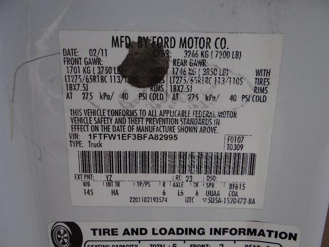 2011 Ford F-150 Super Cab 4x4, Pickup #37393U - photo 23
