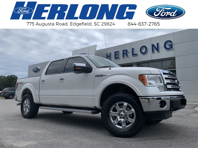 2013 Ford F-150 SuperCrew Cab 4x4, Pickup #3792U - photo 1