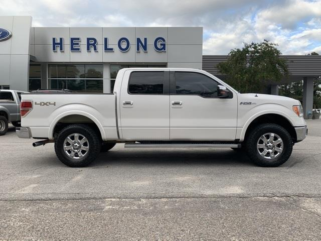 2013 Ford F-150 SuperCrew Cab 4x4, Pickup #3792U - photo 10