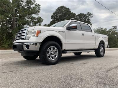 2013 Ford F-150 SuperCrew Cab 4x4, Pickup #3792U - photo 4