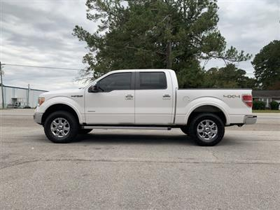 2013 Ford F-150 SuperCrew Cab 4x4, Pickup #3792U - photo 9