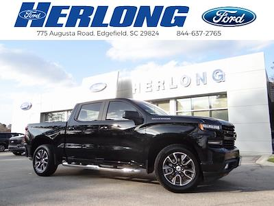 2019 Chevrolet Silverado 1500 Crew Cab 4x2, Pickup #38033U - photo 1
