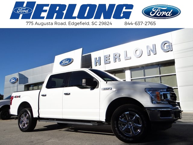 2020 Ford F-150 SuperCrew Cab 4x4, Pickup #3808U - photo 1