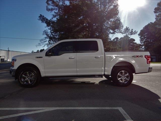 2020 Ford F-150 SuperCrew Cab 4x4, Pickup #3808U - photo 10