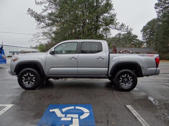 2019 Toyota Tacoma Double Cab 4x4, Pickup #3830U - photo 10