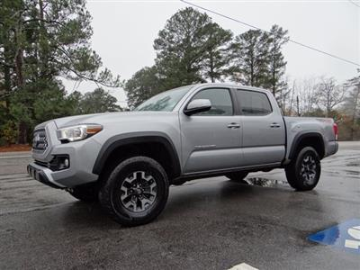 2019 Toyota Tacoma Double Cab 4x4, Pickup #3830U - photo 4