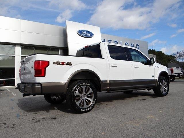 2020 Ford F-150 SuperCrew Cab 4x4, Pickup #3840U - photo 2