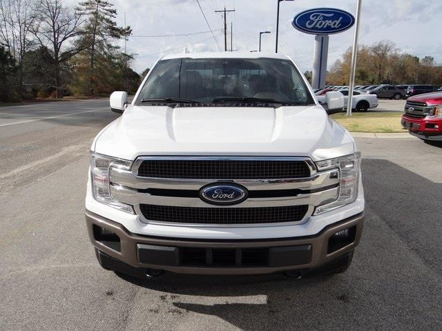 2020 Ford F-150 SuperCrew Cab 4x4, Pickup #3840U - photo 3