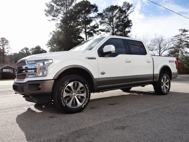 2020 Ford F-150 SuperCrew Cab 4x4, Pickup #3840U - photo 4