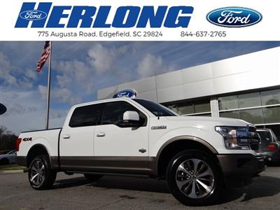 2020 Ford F-150 SuperCrew Cab 4x4, Pickup #3840U - photo 1