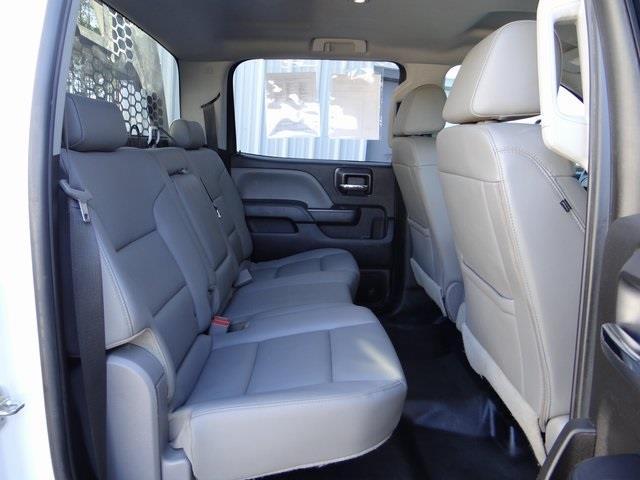 2019 Chevrolet Silverado 2500 Crew Cab 4x4, Platform Body #3842U - photo 18