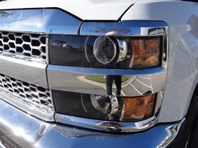 2019 Chevrolet Silverado 2500 Crew Cab 4x4, Platform Body #3842U - photo 15