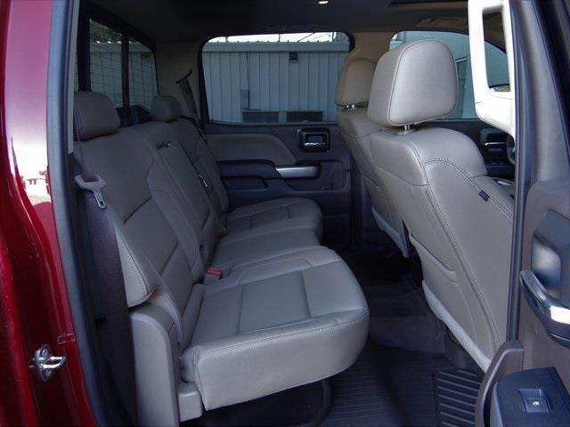 2018 Chevrolet Silverado 1500 Crew Cab 4x4, Pickup #3846U - photo 21