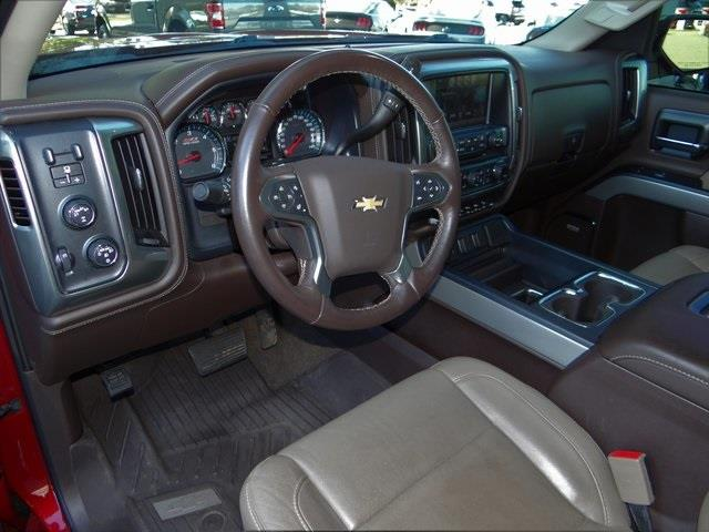 2018 Chevrolet Silverado 1500 Crew Cab 4x4, Pickup #3846U - photo 23