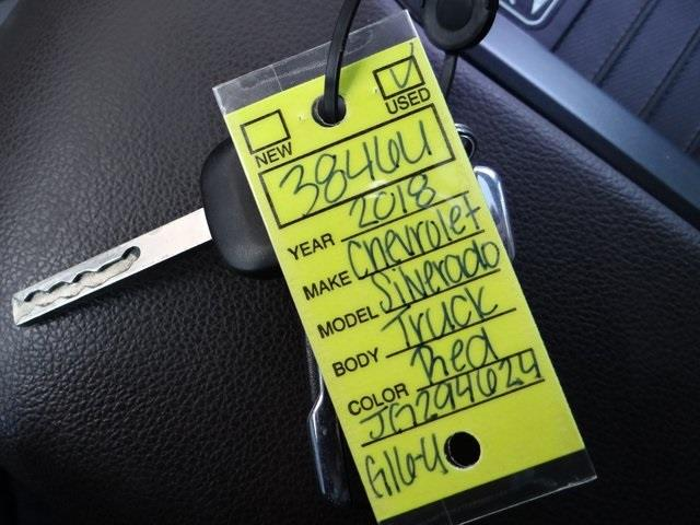 2018 Chevrolet Silverado 1500 Crew Cab 4x4, Pickup #3846U - photo 27