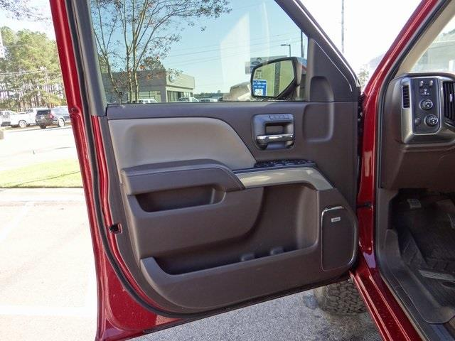 2018 Chevrolet Silverado 1500 Crew Cab 4x4, Pickup #3846U - photo 28