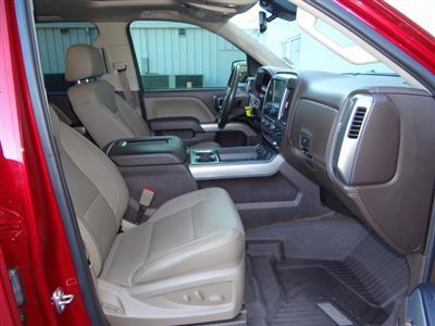 2018 Chevrolet Silverado 1500 Crew Cab 4x4, Pickup #3846U - photo 20