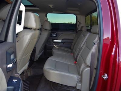 2018 Chevrolet Silverado 1500 Crew Cab 4x4, Pickup #3846U - photo 22