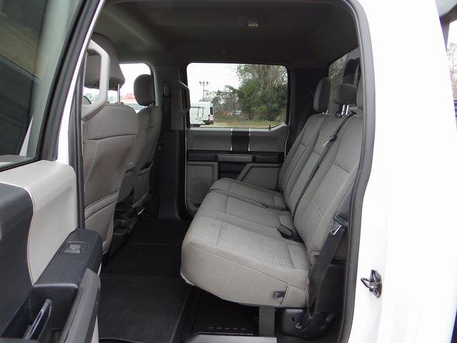 2020 Ford F-550 Crew Cab DRW 4x4, Stake Bed #3848U - photo 22