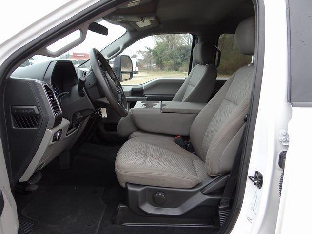 2020 Ford F-550 Crew Cab DRW 4x4, Stake Bed #3848U - photo 8