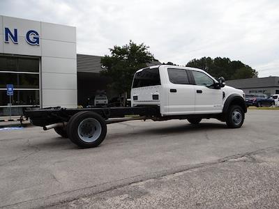 2020 Ford F-550 Crew Cab DRW 4x4, Stake Bed #3848U - photo 14