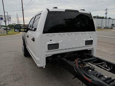 2020 Ford F-550 Crew Cab DRW 4x4, Stake Bed #3848U - photo 15