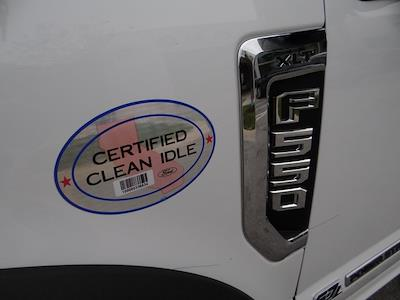 2020 Ford F-550 Crew Cab DRW 4x4, Stake Bed #3848U - photo 16