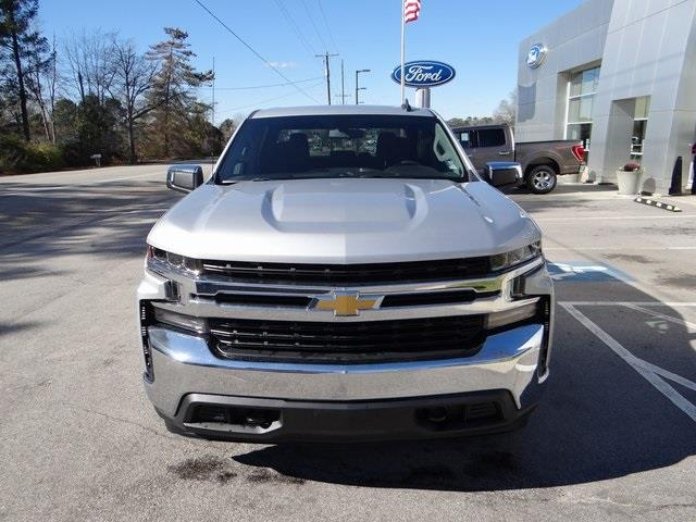 2020 Chevrolet Silverado 1500 Crew Cab 4x4, Pickup #3862U - photo 3