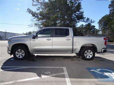 2020 Chevrolet Silverado 1500 Crew Cab 4x4, Pickup #3862U - photo 9