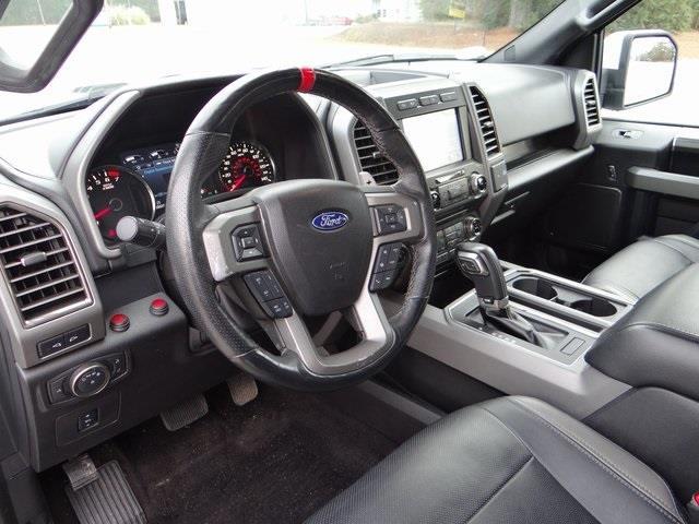 2017 Ford F-150 SuperCrew Cab 4x4, Pickup #3878U - photo 23