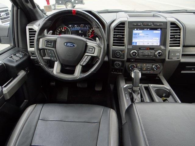 2017 Ford F-150 SuperCrew Cab 4x4, Pickup #3878U - photo 8
