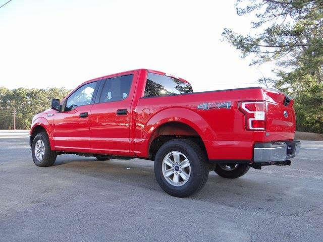 2018 Ford F-150 SuperCrew Cab 4x4, Pickup #3880U - photo 11