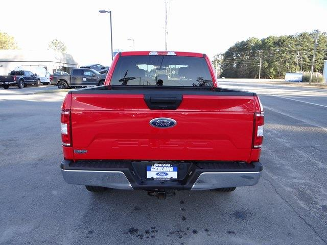 2018 Ford F-150 SuperCrew Cab 4x4, Pickup #3880U - photo 12