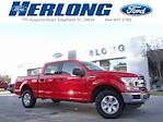 2018 Ford F-150 SuperCrew Cab 4x4, Pickup #3880U - photo 1