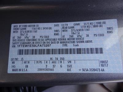 2020 Ford F-150 SuperCrew Cab 4x4, Pickup #3886U - photo 26