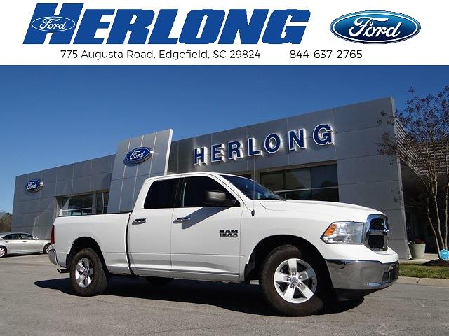 2016 Ram 1500 Quad Cab 4x2, Pickup #39121U - photo 1