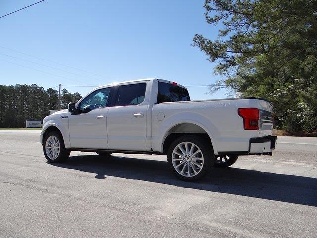 2018 Ford F-150 SuperCrew Cab 4x4, Pickup #3923U - photo 3