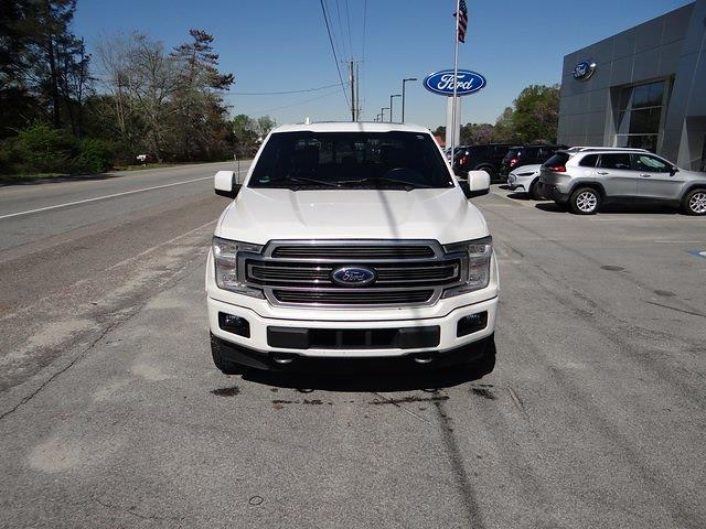 2018 Ford F-150 SuperCrew Cab 4x4, Pickup #3923U - photo 5