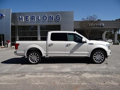2018 Ford F-150 SuperCrew Cab 4x4, Pickup #3923U - photo 2