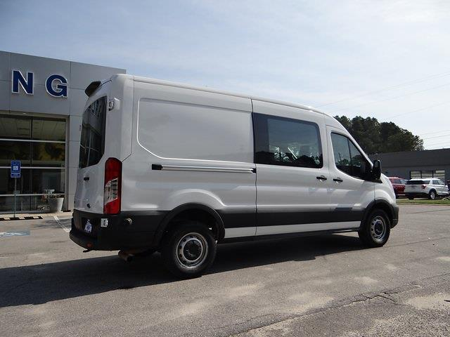 2020 Ford Transit 250 Med Roof 4x2, Empty Cargo Van #3937U - photo 16