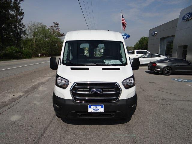 2020 Ford Transit 250 Med Roof 4x2, Empty Cargo Van #3937U - photo 4