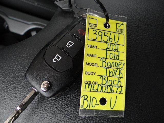 2021 Ford Ranger SuperCrew Cab 4x4, Pickup #3956U - photo 31